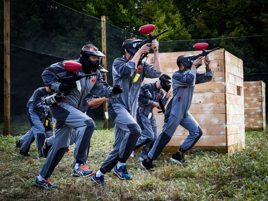 Paintball Adultes & Enfants à Chevry-Cossigny (77)
