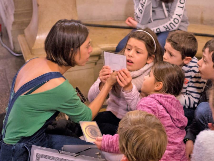 Anniversaire Énigmes à l'Opéra Garnier 6-12 ans (Paris 9ème)