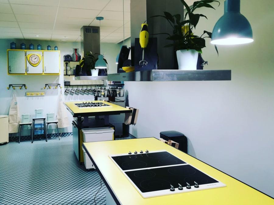 Team Building Cuisine Bio (Sécurisé Covid) à Paris 11ème