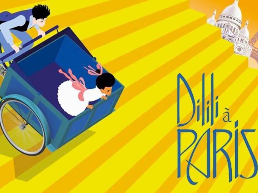 Visite - la balade de Dilili à Paris 9e