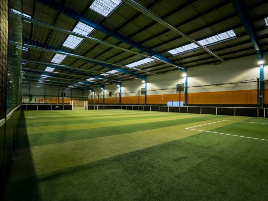 Football indoor à Rilleux-la-Pape (69)