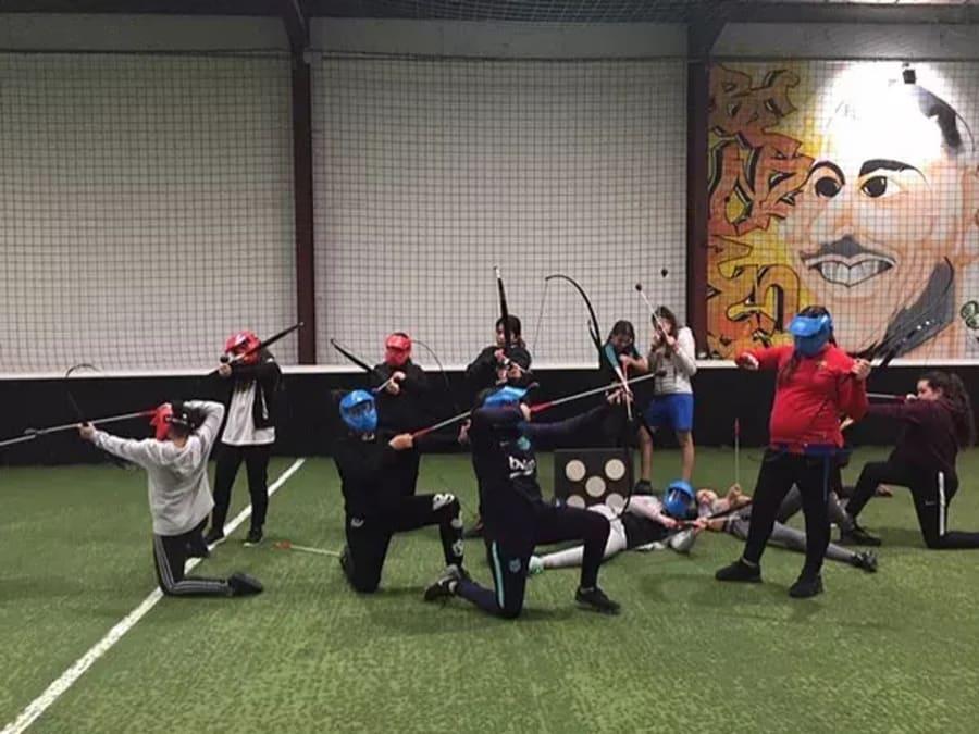 Anniversaire Archery tag dès 10 ans proche Grenoble (38)