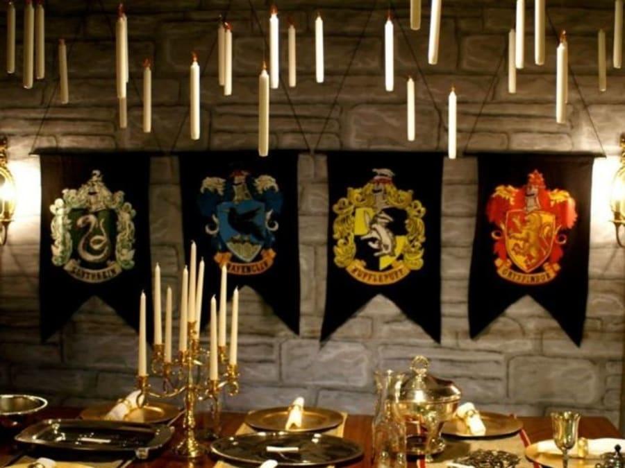 Anniversaire & Déco Harry Potter 3-10 ans à domicile (IDF)