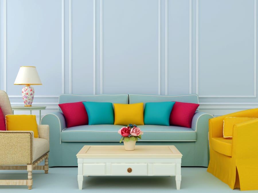 Atelier de décoration : l'utilisation de la couleur