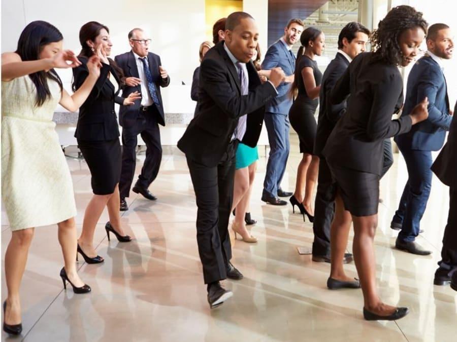 Team Building Danse Poetik Mouv