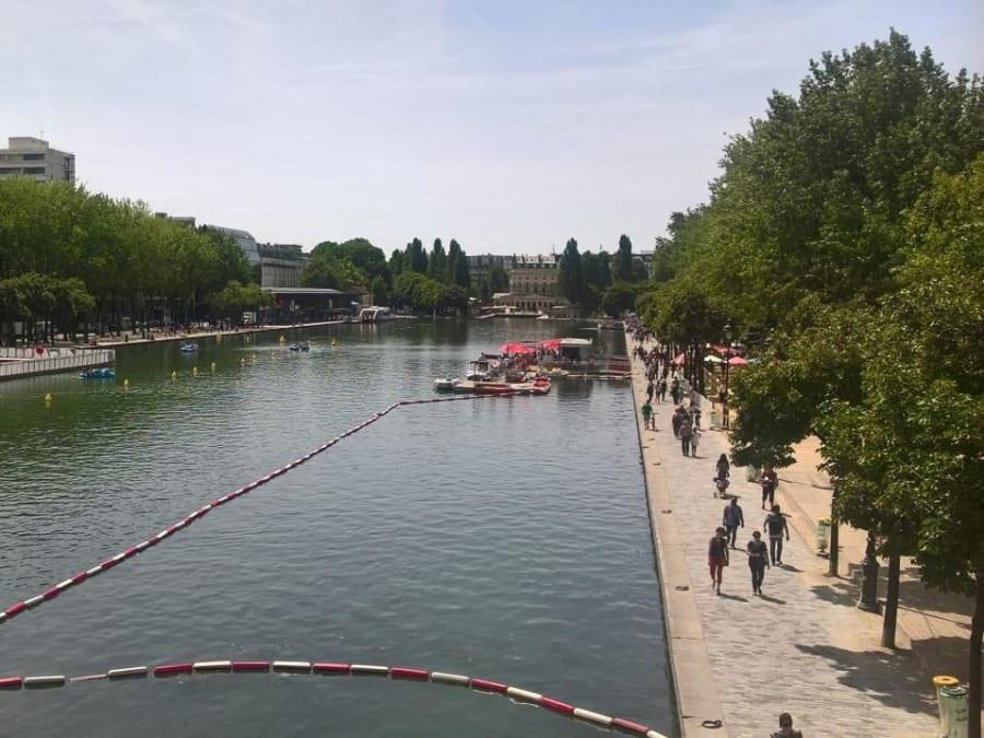Team Building Jeu de piste Solidaire au Canal de l'Ourcq