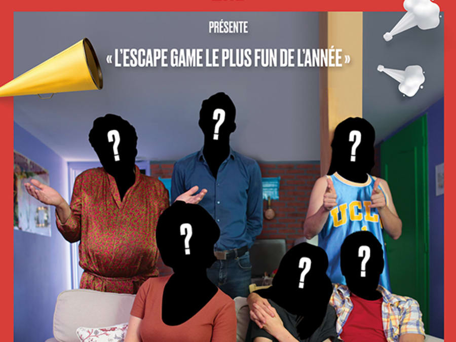 "Escape Game ""Sitcom Movie"" à Bordeaux (33)"
