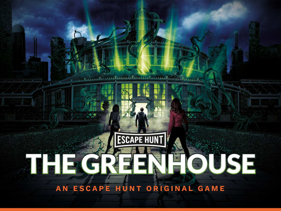 "Escape Game ""The Greenhouse"" à Paris 2ème"
