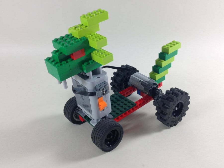 Stage vacances technologique LEGO® à Paris 3ème