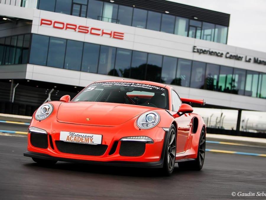 Stage de pilotage Porsche 991 GT3 RS - Circuit Fay de Bretagne