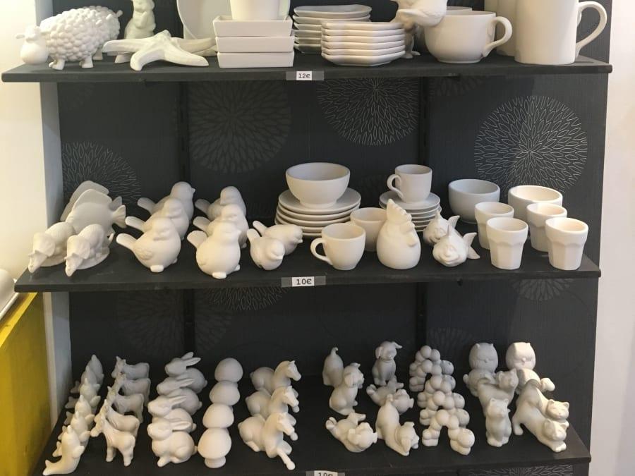 Anniversaire Décoration sur Céramique 6-15 ans à Avignon (84)