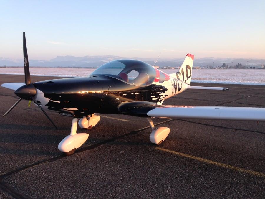 Vol en ULM Multiaxes proche de Grenoble (38)