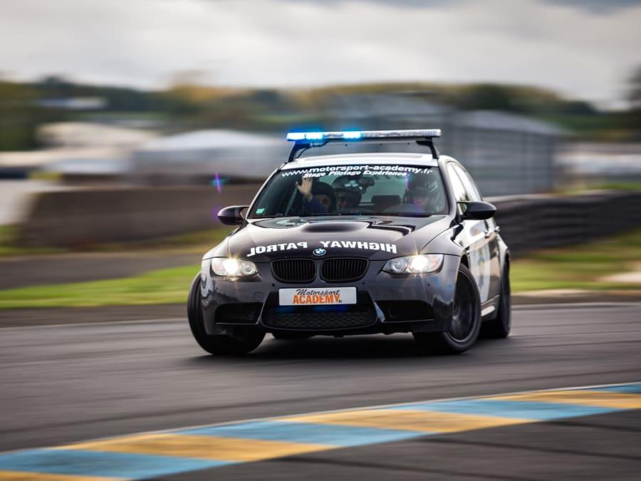 Baptême Drift passager en BMW M3 au circuit du Mans