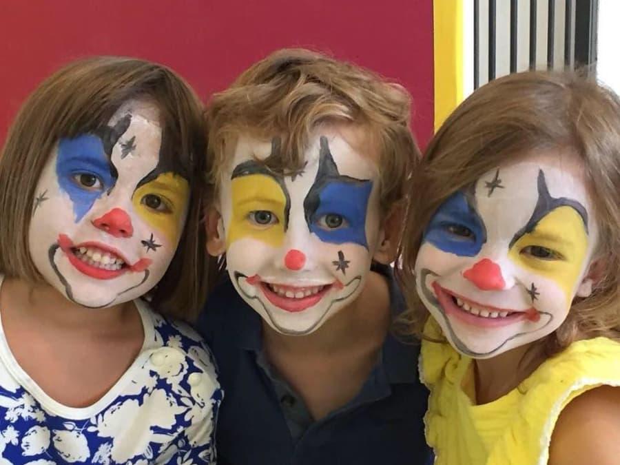 Anniversaire Circus 3-10 ans à Paris 15ème Dupleix