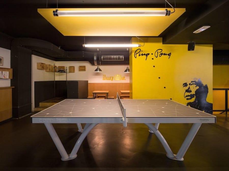 Anniversaire Ping-Pong 5-16 ans à Paris 11ème