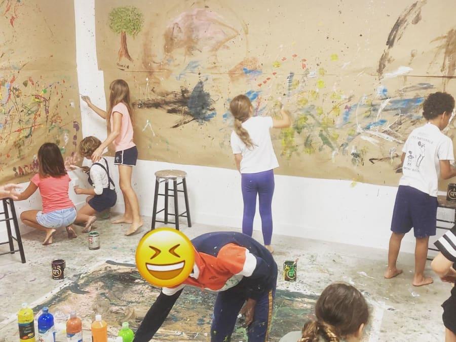 Anniversaire enfant Art Room 4-15 ans à Tours (37)