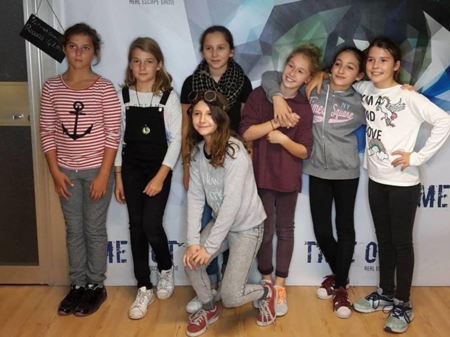Anniversaire Escape Game 9-15 ans à Marseille Vieux Port
