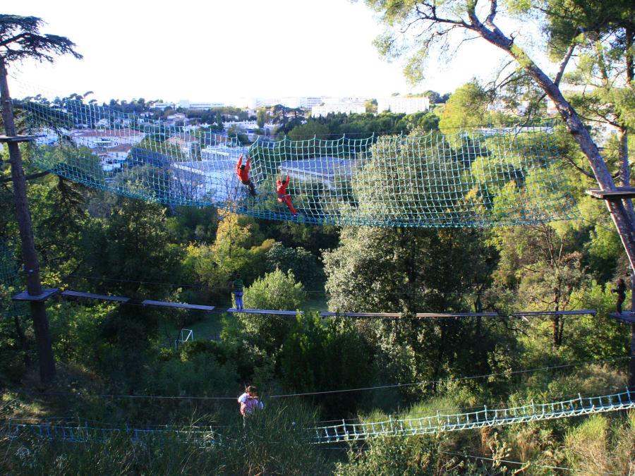 Parcours Accrobranche à Marseille (13)