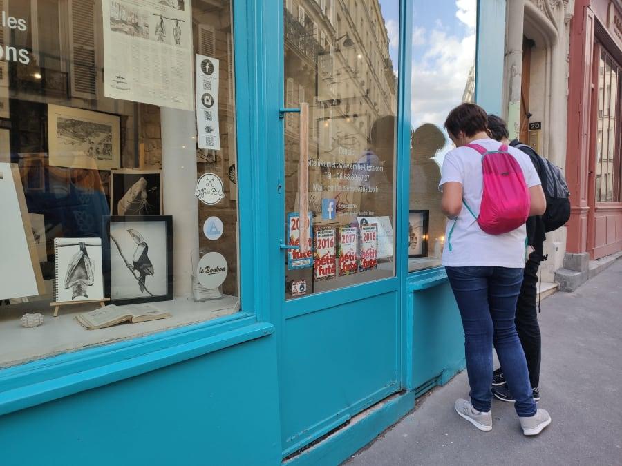 Team Building Course en ville à Paris