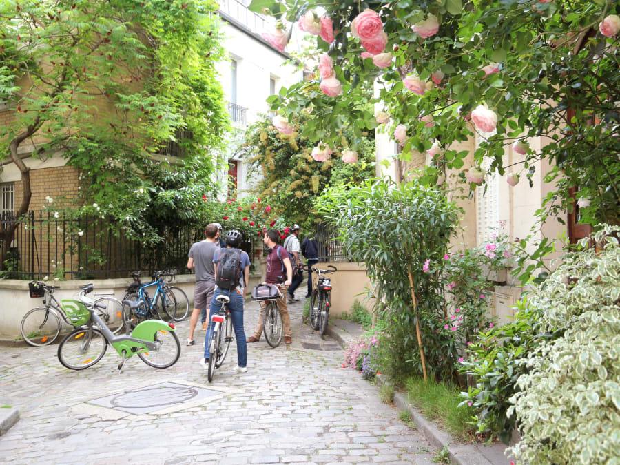 Visite Urbaine de Paris à vélo