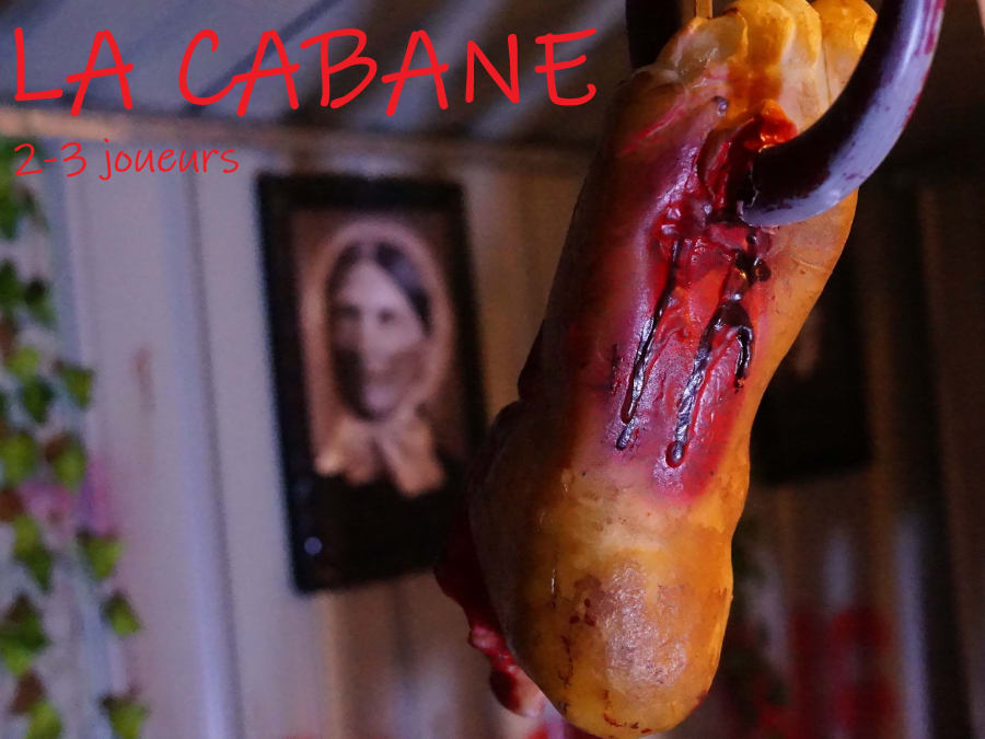 """Escape Game """"La Cabane"""" à Paris 12ème"""