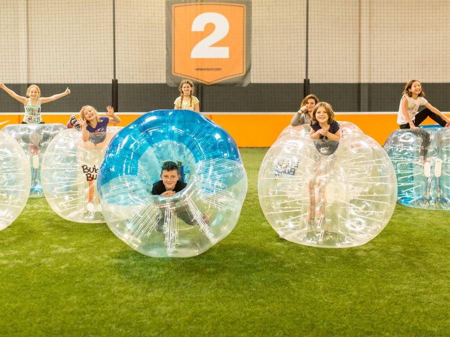 Anniversaire Bubble Foot 7-15 ans à Toulouse (31)