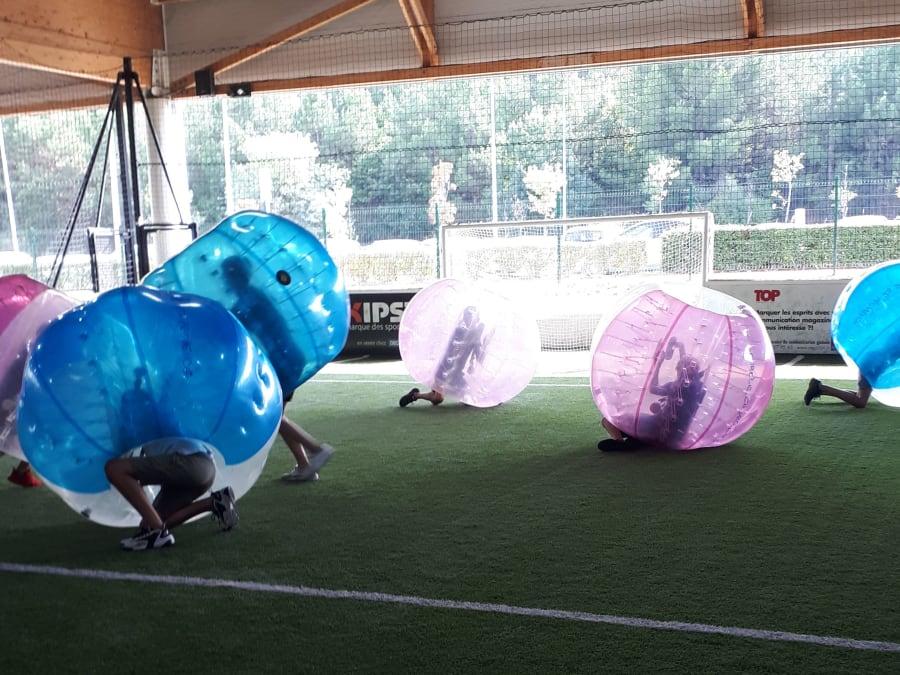 Team Building Bubble Foot à Plan de Campagne (13)