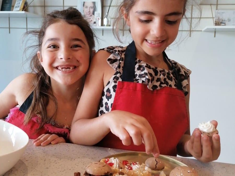 Stage vacances cuisine 7-13 ans Neuilly sur Seine (92)