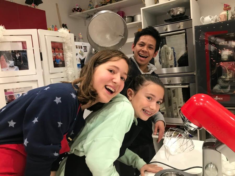 Anniversaire Cupcakes 5-14 ans à Paris 17ème