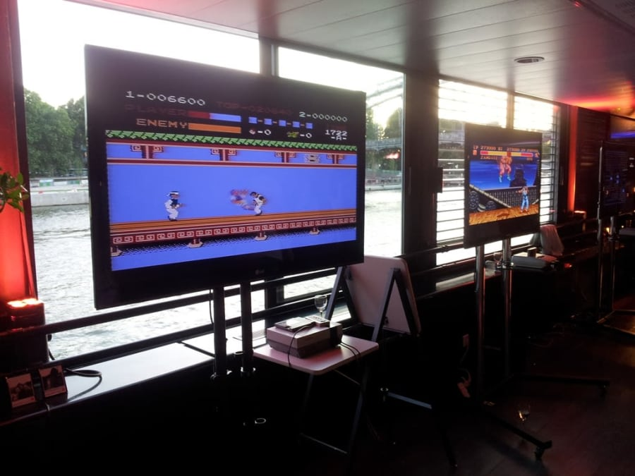 Animation MadCityZen - Rétro Gaming