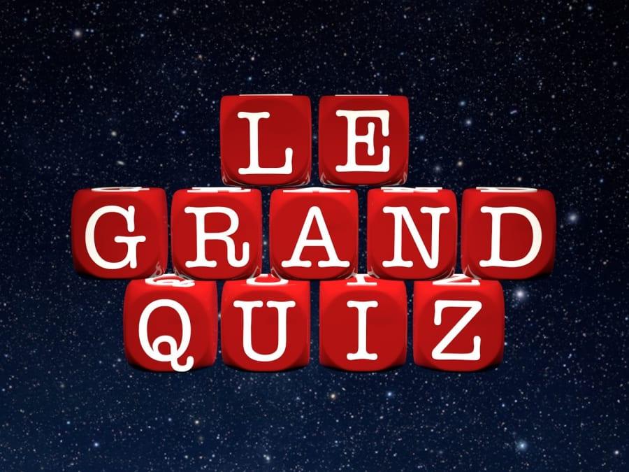 Anniversaire 7-15 ans en Ligne Le Grand Quiz