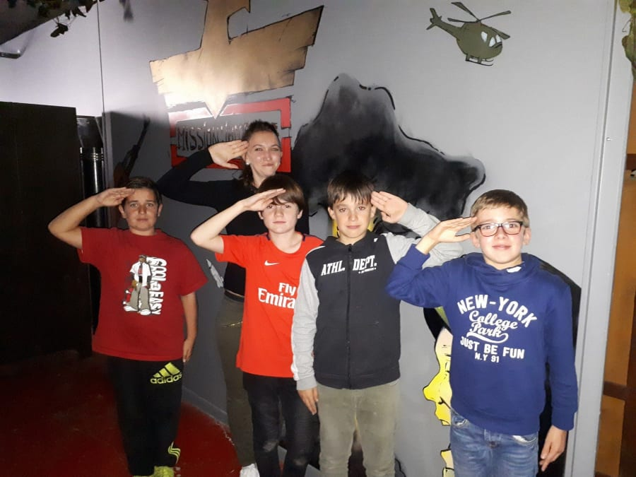 Anniversaire Escape Game Magic School 8-16 ans à Rouen (76)