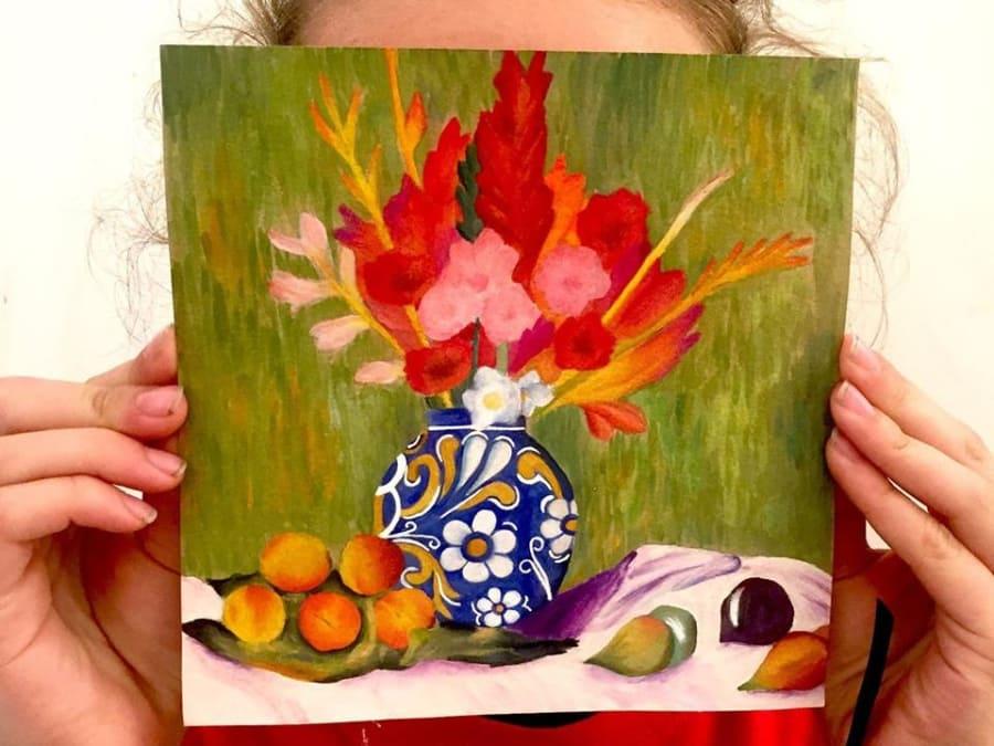 Anniversaire Peinture 4-12 ans à Paris 17ème