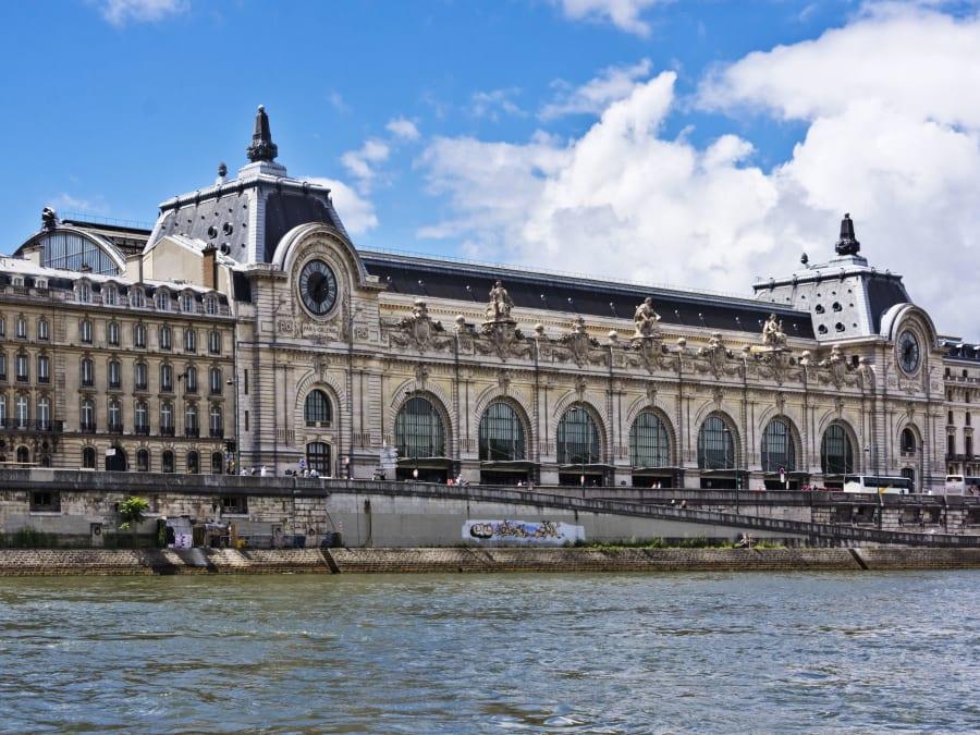 Anniversaire Jeu de Piste au Musée d'Orsay (Paris 7ème)