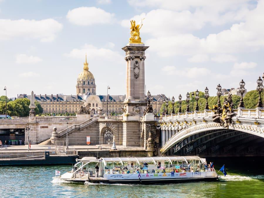 Team Building Rallye Batobus à Paris