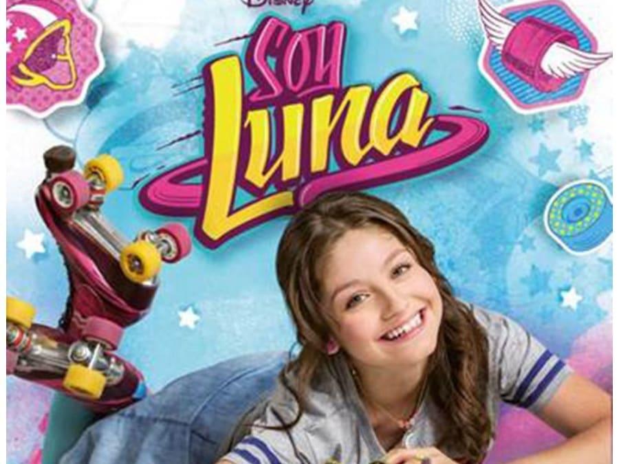 Anniversaire Soy Luna 6-12 ans à domicile (IDF)