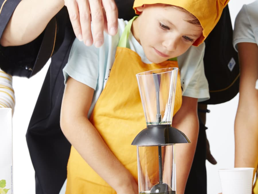 Anniversaire Cuisine moléculaire 7-14 ans à domicile