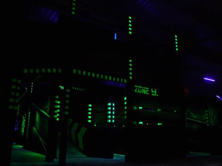 Laser Game à Evry Courcouronnes (Essonne, 91)