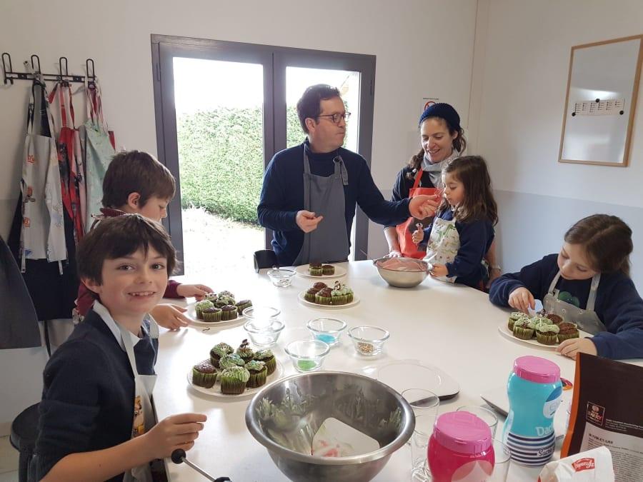 Anniversaire Atelier Pâtisserie 3-12 ans proche de Pau à Assat