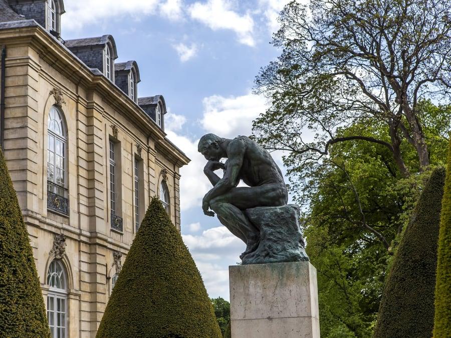 Anniversaire sur les Traces de Rodin 6-14 ans au musée Rodin