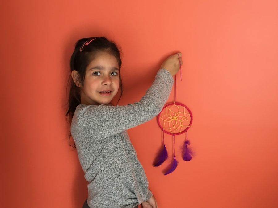 Anniversaire Créatif : Dream Catcher à domicile (IDF)