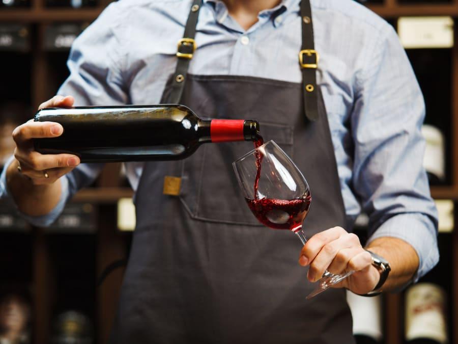 Séance de dégustation de vins privatisée à Tours