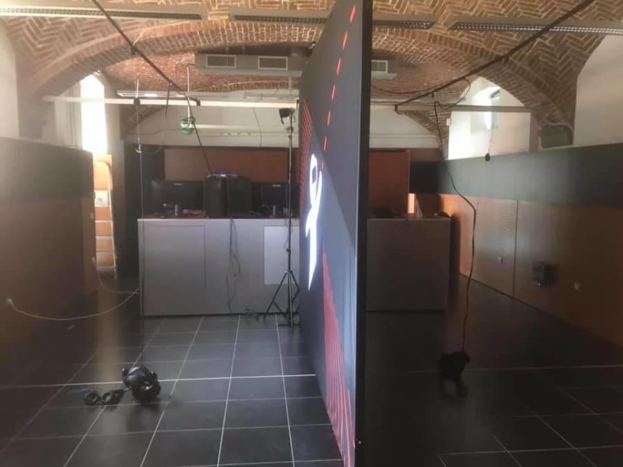 Expérience de Réalité Virtuelle à Lille (59)