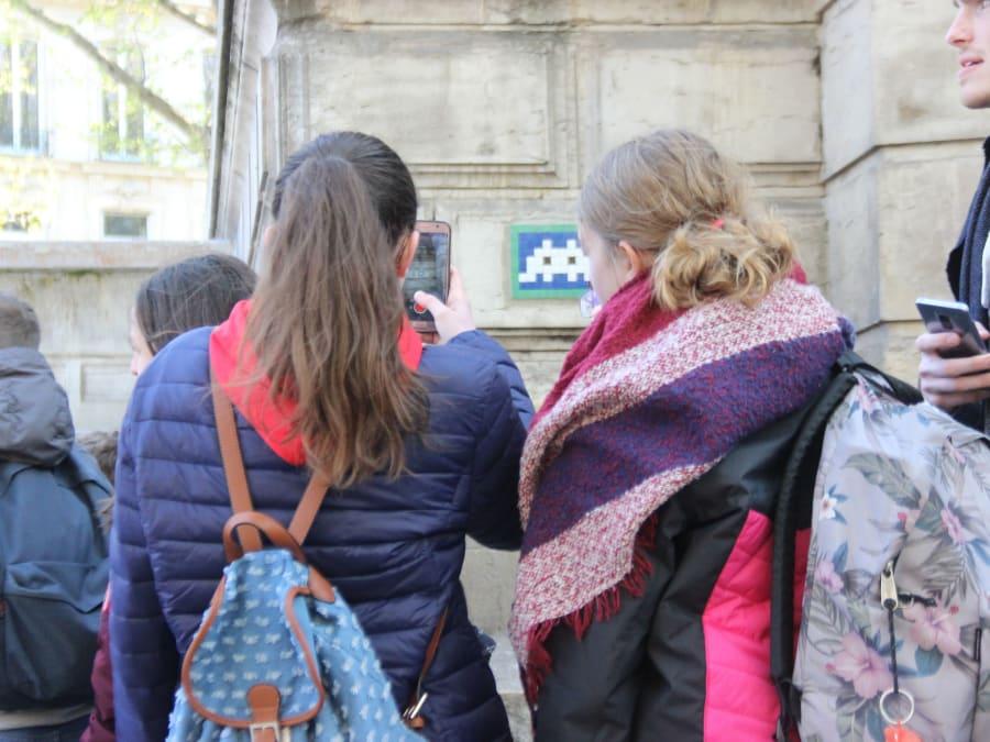 Visite - le Paris des jeux vidéos à Paris 5e