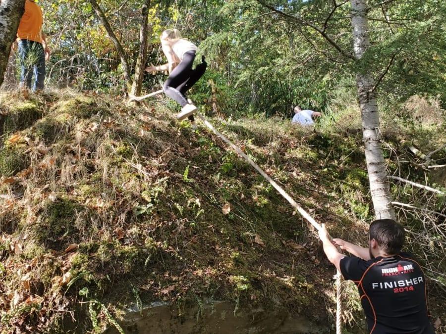Team Building Bootcamp Survie dans la Forêt de Rambouillet