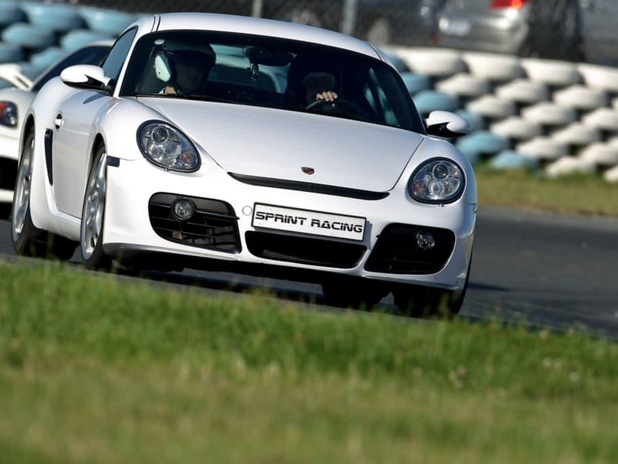 Stage pilotage en Porsche Cayman S - Circuit de Mérignac (33)