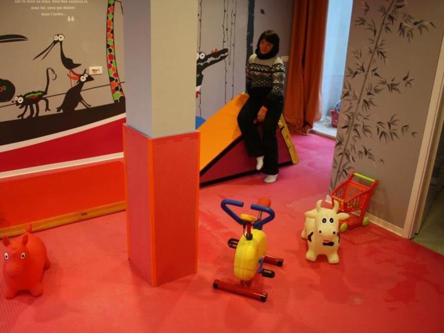 Cours de Baby Gym 2-3 ans à Paris 12ème