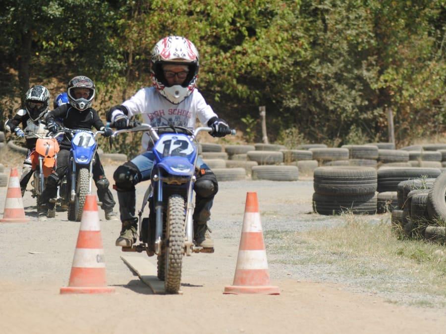 Anniversaire Motocross 6-18 ans proche de Lyon (69)