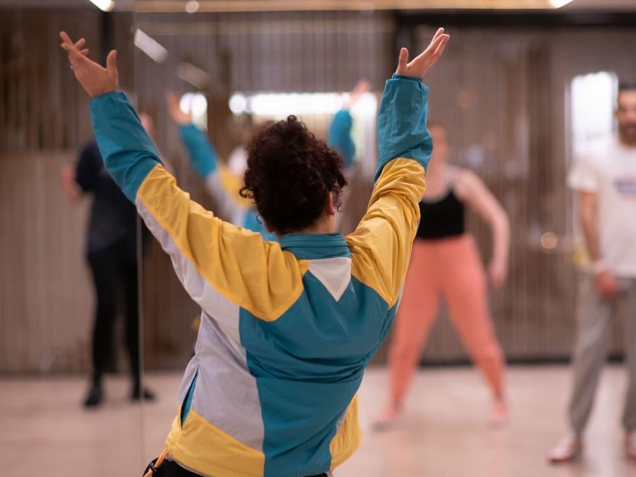 Team Building Danse à Paris chez LeStudio Club