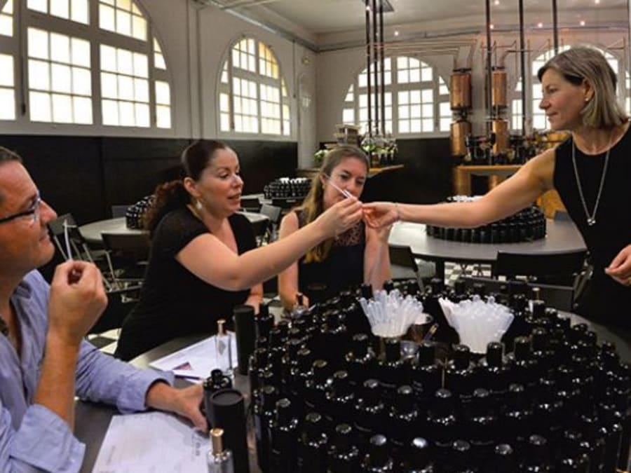 Team Building Atelier Parfum par Molinard à Grasse